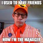 Meme Manager - sad manager meme generator imgflip