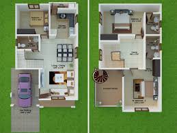 villa floor plan u2013 peninsula prakruthi villas