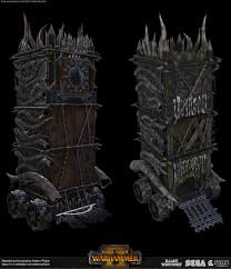 2 total war siege artstation norsca models for creative assembly s total war