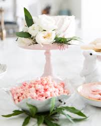 dinner party spotlight rachel parcell of pink peonies easter