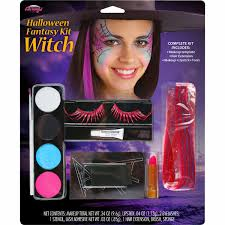 Halloween Eye Makeup Kits by Halloween Costumes Witch Fantasy Makeup Kit