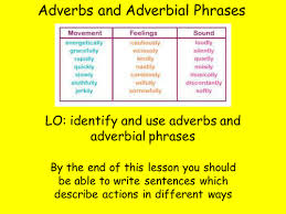 adverbs and adverbial phrases by andycav 25 teaching resources tes