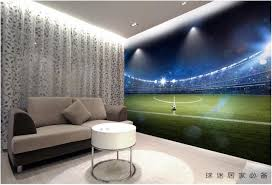 d orations chambre 3d chambre papier peint personnalisé mural hd géant terrain de