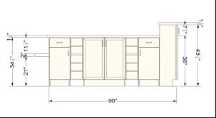 Kitchen  Kitchen Base Cabinet Dimensions Also Charming Kitchen - Base kitchen cabinet dimensions