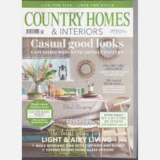 country home and interiors magazine beautiful country homes and interiors subscription grabfor me