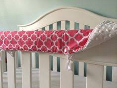 crib rail teething guard tutorial u2026 pinteres u2026