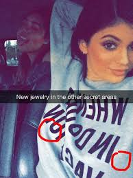 nipple rings women images Kylie jenner 39 s new jewelry nipples pierced to get tyga 39 s jpg