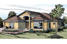 House Plans Mediterranean Mediterranean House Plans Odessa 11 021 Associated Designs