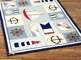 Nautical Area Rugs Nautical Rugs For Nursery Adca22 Org