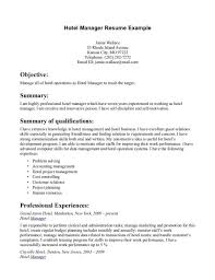 resume sle for management trainee positions hotel management trainee resume with good munication sle