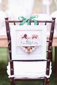 Wedding Chair Signs Chair Wedding Signs Bride And Groom Trendy Bride Magazine
