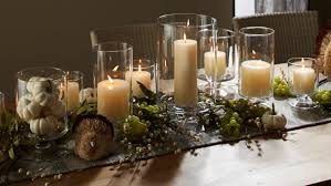 candle centerpieces thanksgiving candles create a beautiful centerpiece southern living