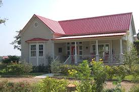 red metal roof houses red metal roof red roof ranch house