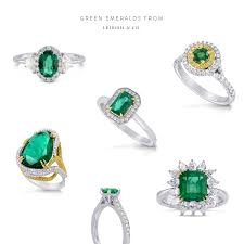 emerald engagement ring emerald engagement rings archives southern weddings