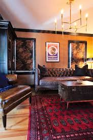 faux leather chesterfield sofa best 25 faux leather walls ideas on pinterest leather wall