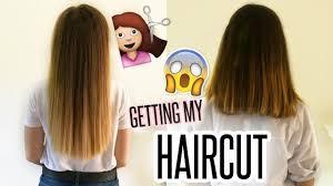 i got my haircut summer vlog 19 youtube