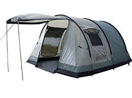toile de tente 4 places 2 chambres marechal oleron 4 tente tunnel familiale amazon fr sports et loisirs