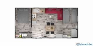 caravane 2 chambres caravane résidentielle 2 chambres prix usine te koop 2dehands be
