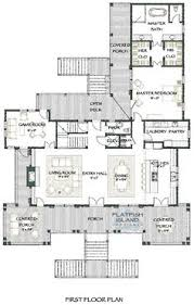 T Shaped House Floor Plans Cottage Style House Plan Country Floor Plan Screened Porch Main