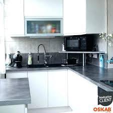 cuisine pour surface cuisine acquipace pour surface cuisine equipee blanche