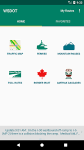 wsdot seattle traffic map wsdot android apps on play