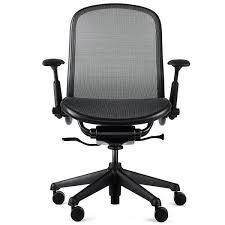 chaise de bureau knoll la chaise de bureau chadwick est conçue par don chadwick