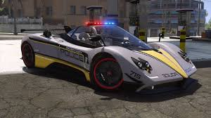 pagani zonda interior pagani zonda tricolore pursuit police add on replace