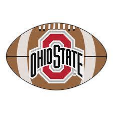 Lsu Area Rugs Amazon Com Fanmats Ncaa Ohio State University Buckeyes Nylon Face