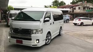 toyota van philippines 2018 toyota hiace extra interior exterior design auto show