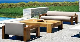 Outdoor Patio Furniture Sale by Greystone Patio Chaise Lounge With Cinnabar Cushions Custom Teak