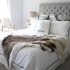 Reindeer Hide Rug Scandinavian Reindeer Fur Skins Eluxury Home