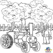 thomas the train coloring pages free printables simple choo choo
