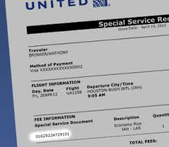 find your economy plus number united airlines