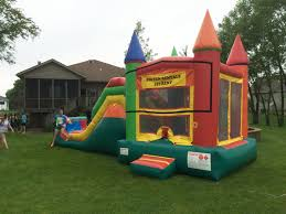 bounce house rental castle jump slide combo bounce house rental iowa