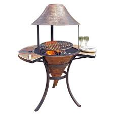 Outdoor Chimney Fireplace by Exterior Design Charming Corona Cast Iron Barbecue Chiminea For