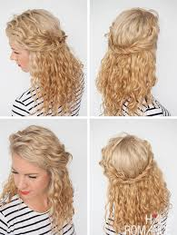 why is my hair curly in front and straight in back how i stop tucking my hair behind my ears and touching my hair all