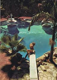 jayne mansfield house a great photo of jane mansfrield s pool by chris von wangenheim