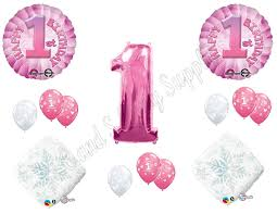 Winter Decorations For Parties - pink winter one derland party planning ideas and supplies party