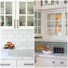 how to do a kitchen backsplash tile 6 varieties of kitchen backsplash tile big chill