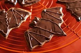 choclate bats recipe halloween food tesco real food
