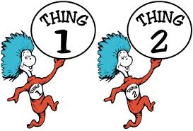thing 1 clip art 76