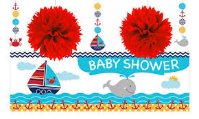 ahoy nautical baby shower party supplies party city