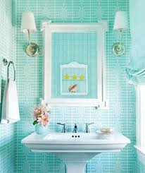 teal blue bathroom decor dark grey painted bathroom wall brown