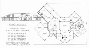 2800 square foot house plans over 2800 sq 3 bedroom house plans 4 car garage 2961 0614 s
