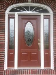 Fiberglass Exterior Doors With Sidelights Entry Door Sidelights Therma Tru Fiberglass Doors Exterior Steel