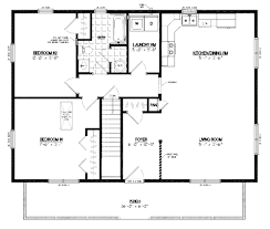 floor plan for a 28 x 36 cape cod house house plans simple 3