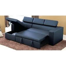 canap d angle convertible noir canape d angle convertible cuir noir canapa sofa divan canapac
