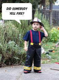 Toddler Dalmatian Halloween Costume 20 Diy Fireman Costumes Ideas Brother