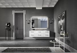 interior design appealing interior design art deco bathroom black