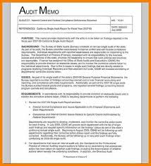 audit template sample 14 internal audit report templates free
